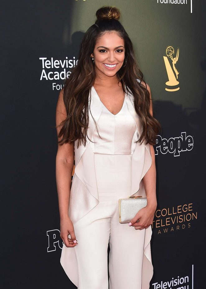 Bethany Mota - 38th Annual College Television Awards in LA