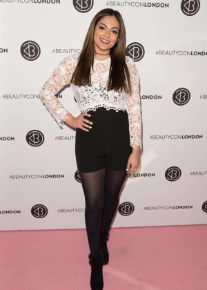Bethany Mota - Beautycon Festival 2016 in London