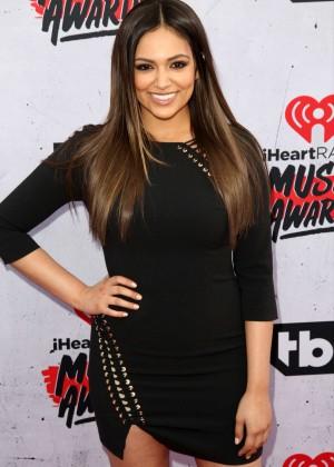 Bethany Mota - iHeartRadio Music Awards 2016 in Los Angeles