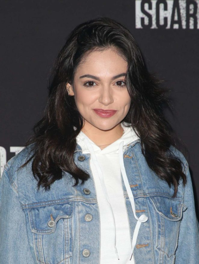 Bethany Mota – Knott's Scary Farm Celebrity Night in Buena Park