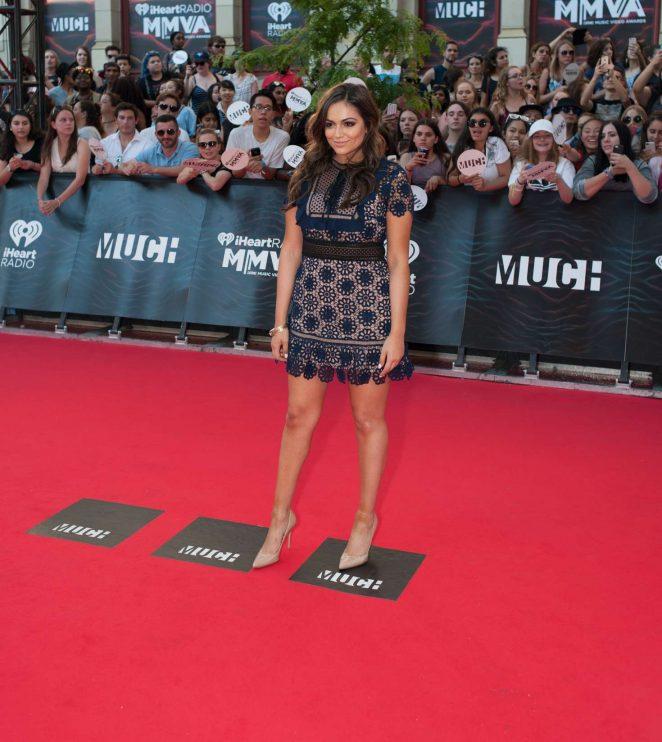 Bethany Mota - MuchMusic Video Awards 2016 in Toronto