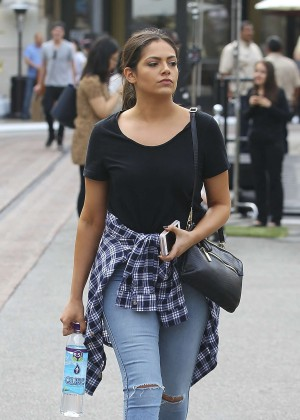 Bethany Mota - Shopping in West Hollywood