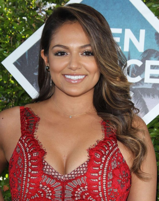 Bethany Mota - Teen Choice Awards 2016 in Inglewood