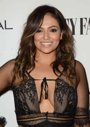 Bethany Mota - Vanity Fair L'Oreal Paris and Hailee Steinfeld host DJ Night in West Hollywood