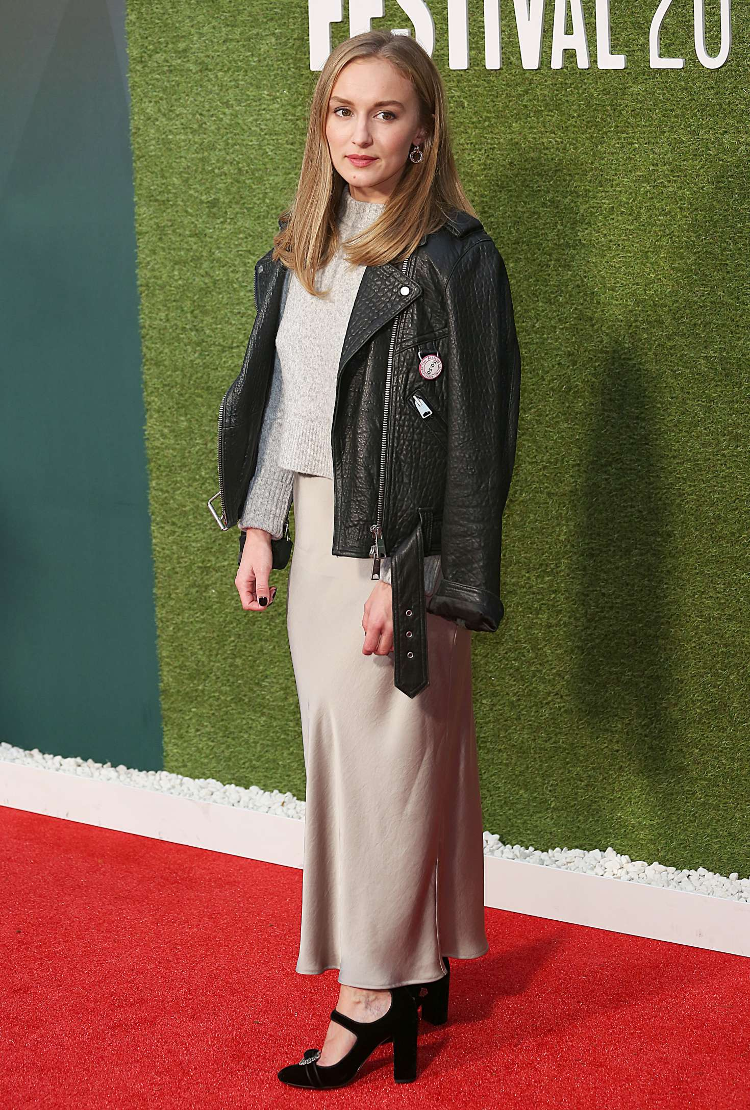 Bethany Muir 2018 : Bethany Muir: The Little Drummer Girl Premiere -02