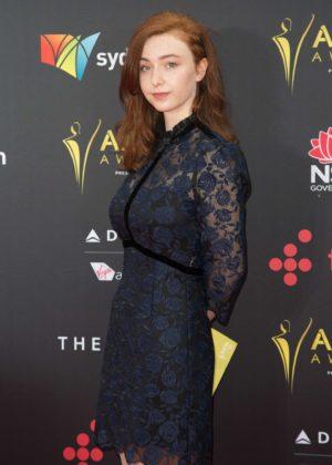 Bethany Whitmore - 2017 AACTA Awards in Sydney