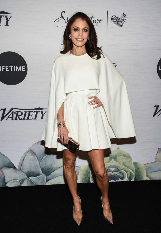 Bethenny Frankel - 2019 Variety's Power of Women in NYC