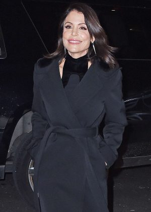 Bethenny Frankel Arrives to the Watch What Happens Live in New York