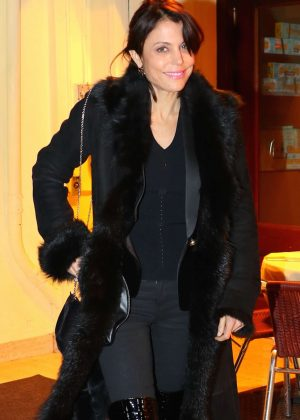 Bethenny Frankel at Cipriani in New York