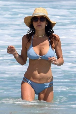 Bethenny Frankel - In a bikini in Boca Raton