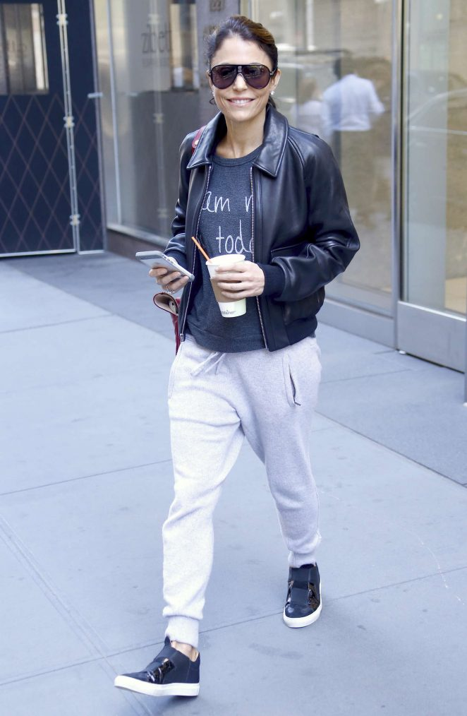 Bethenny Frankel Leaving SiriusXM Radio in New York