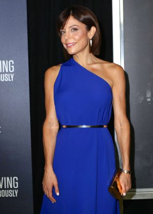 Bethenny Frankel - National Geographic's Years Of Living Dangerously Premiere in New York