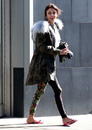 Bethenny Frankel - Out in Manhattan