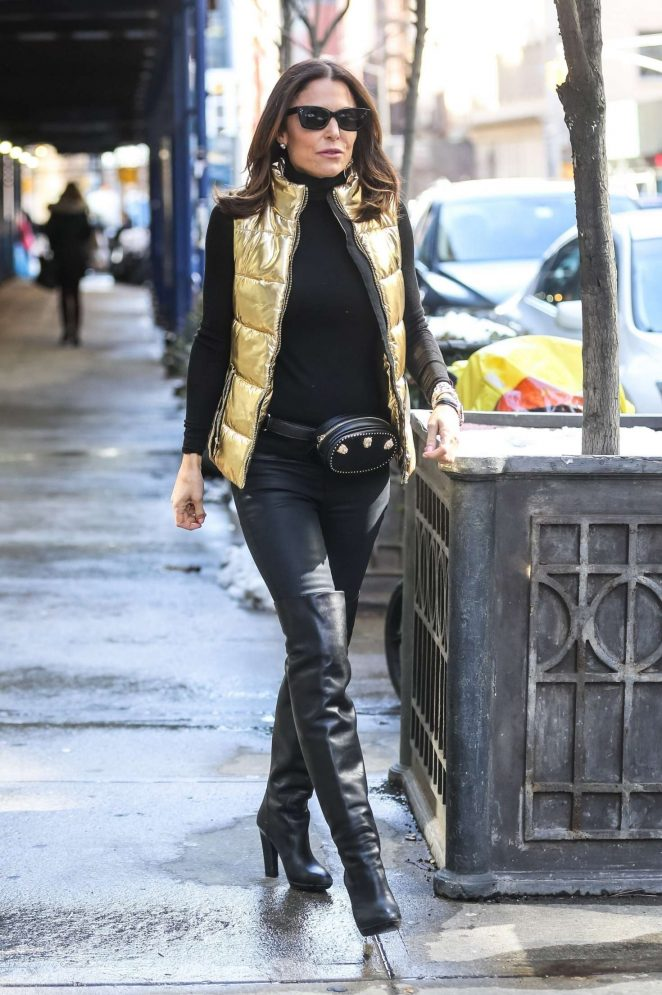 Bethenny Frankel - Out in New York City