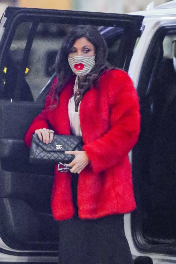 Bethenny Frankel - Stepping out in New York