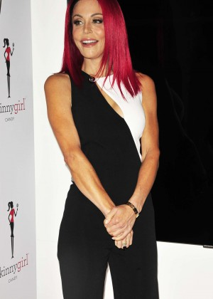 Bethenny Frankel - The Skinny Girl Candy Launch in NYC