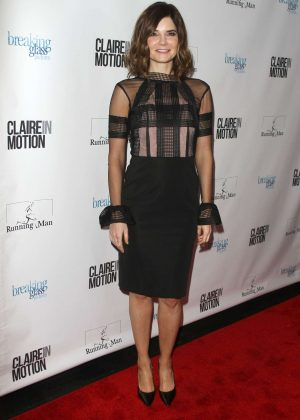 Betsy Brandt - 'Claire In Motion' Premiere in Los Angeles