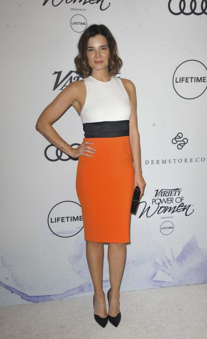 Betsy Brandt - Variety's Power of Women Event 2017 in Los Angeles