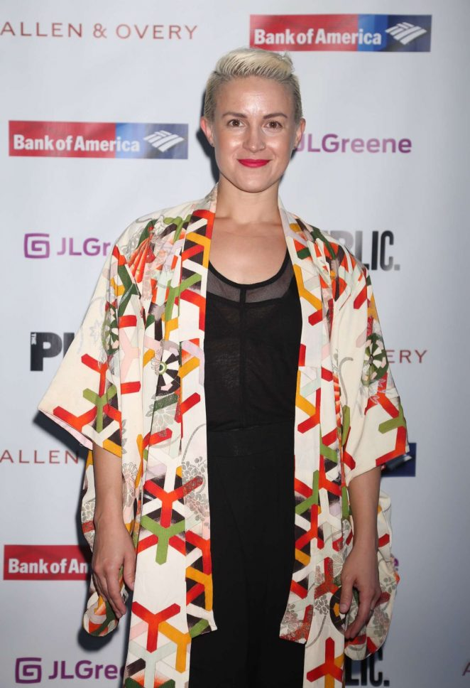 Betsy Struxness - 'A Midsummer Night's Dream' Play Opening Night in NY