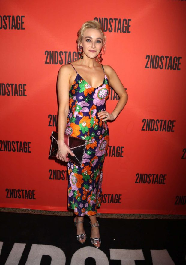 Betsy Wolfe - Second Stage Theater 40th Birthday Gala in NYC