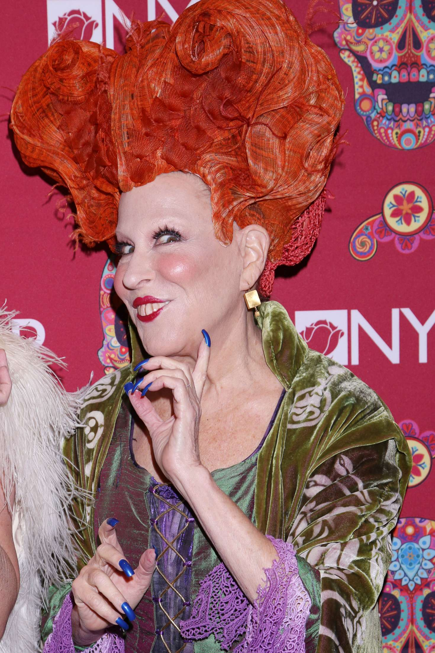 Bette Midler 2016 : Bette Midler: 2016 Halloween Bash to benefit the NYRP -17