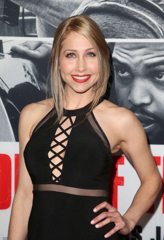 Bettina Olivieri - 'Den of Thieves' Premiere in Los Angeles