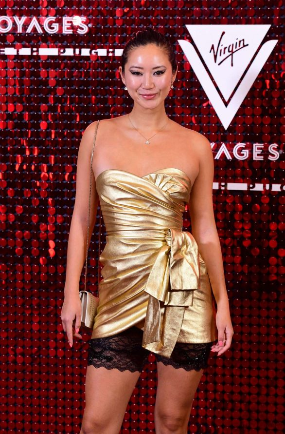 Betty Bachz - Virgin Voyages Capsule Collection Launch Event in London