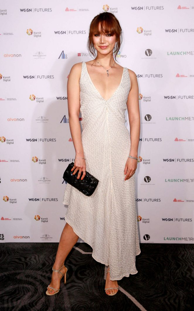 Betty Bachz – WGSN Futures Awards 2016 in London