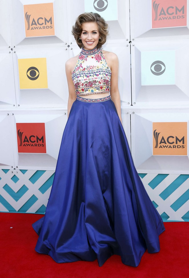 Betty Cantrell - 2016 Academy of Country Music Awards in Las Vegas