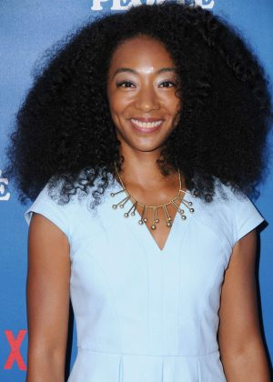 Betty Gabriel - 'Dear White People' TV Series Premiere in LA