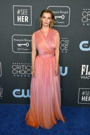 Betty Gilpin - 2020 Critics Choice Awards in Santa Monica