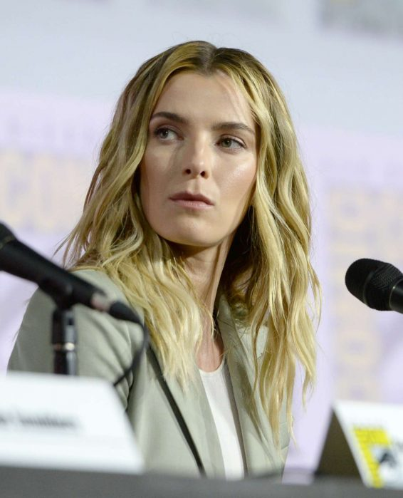Betty Gilpin - 'Women Who Kick Ass' Panel at San Diego Comic-Con 2019