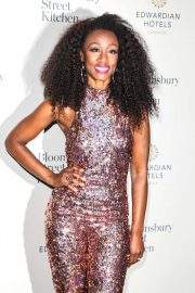 Beverley Knight - Bloomsbury Street Kitchen Restaurant Launch Party in London