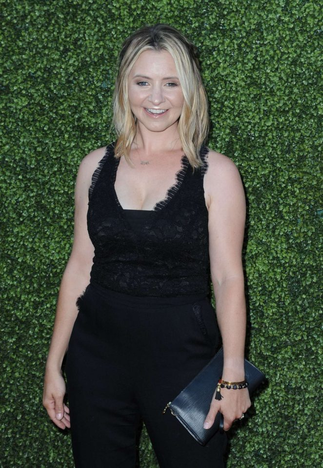 Beverley Mitchell - 2016 CBS CW Showtime Summer TCA Party in West Hollywood