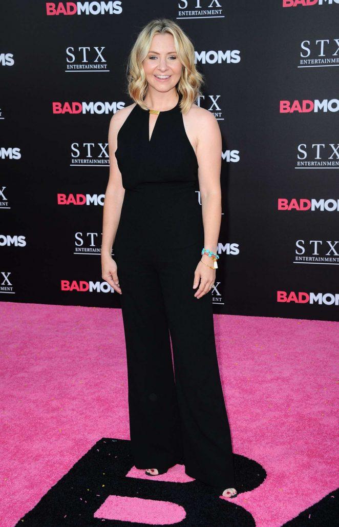Beverley Mitchell - 'Bad Moms' Premiere in Los Angeles