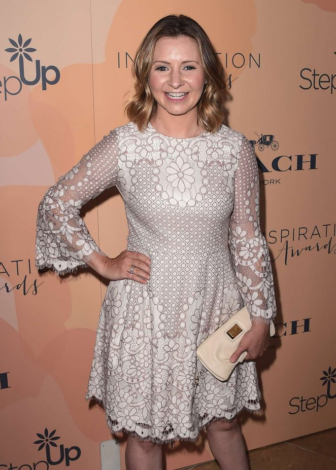 Beverley Mitchell - Inspiration Awards 2017 in Los Angeles