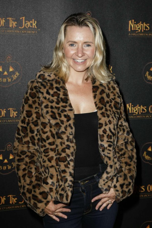 Beverley Mitchell - Preview of Nights of the Jack in Calabasas