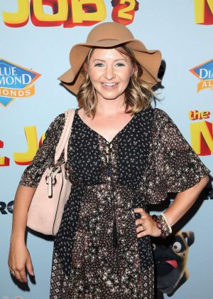 Beverley Mitchell - 'The Nut Job 2: Nutty by Nature' Premiere in LA