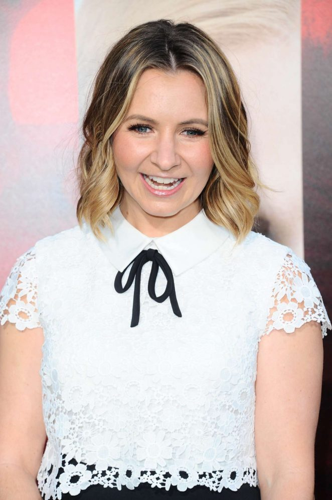 Beverley Mitchell - 'Unforgettable' Premiere in Los Angeles