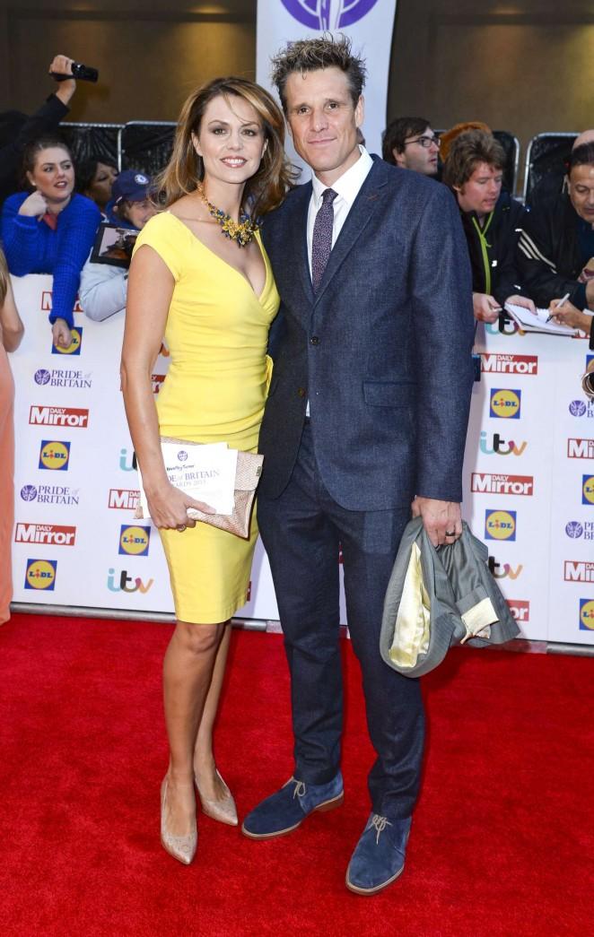 Beverley Turner - 2015 Pride of Britain Awards in London