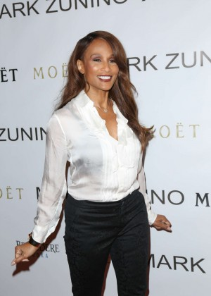 Beverly Johnson - Mark Zunino Atelier Store Opening in Beverly Hills