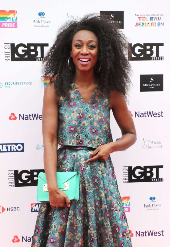 Beverly Knight - 2018 LGBT Awards in London
