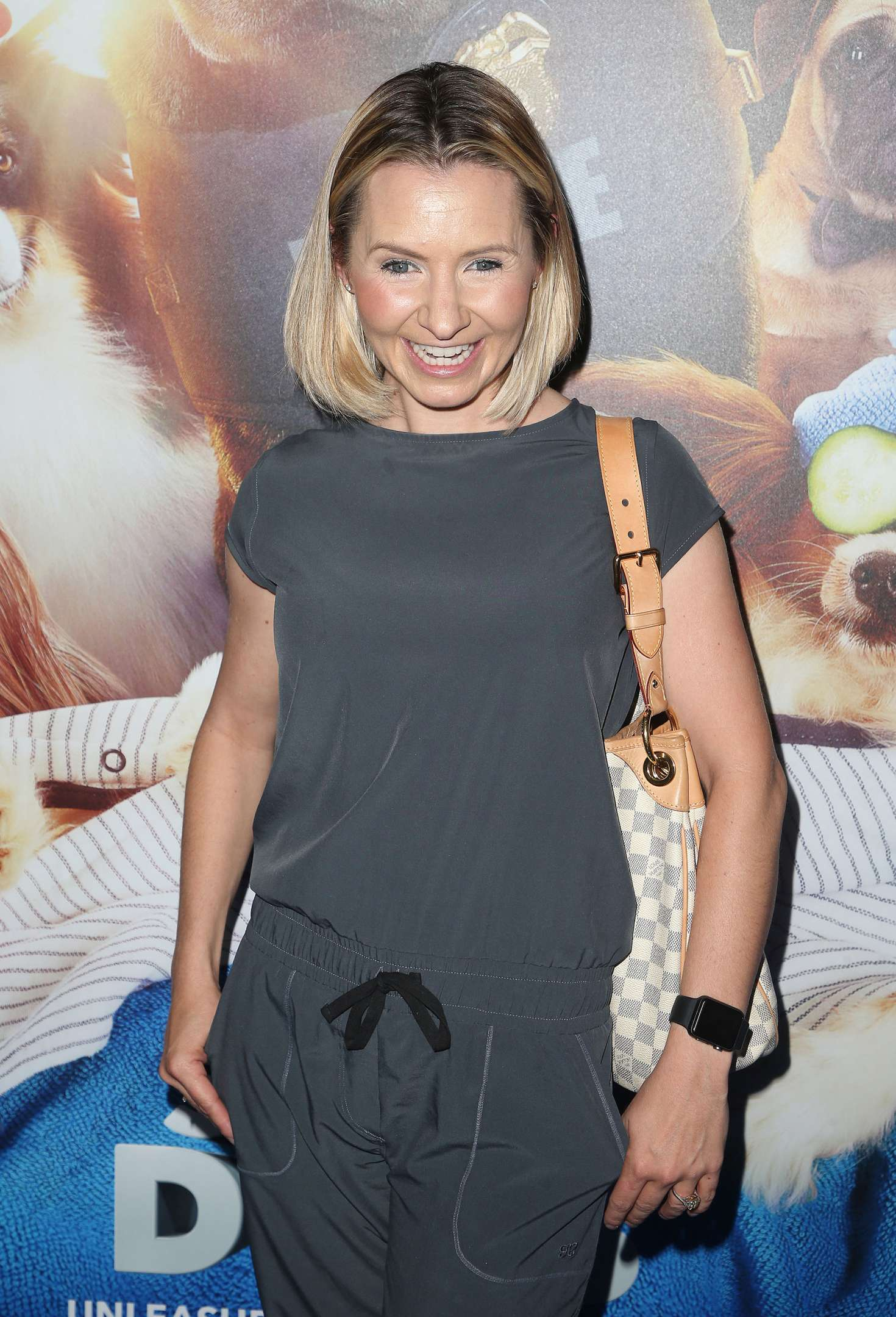 Beverly Mitchell - 'Show Dogs' Premiere in New York