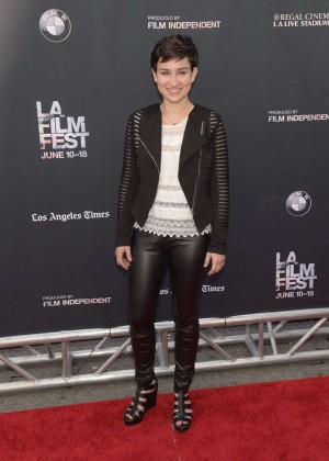 Bex Taylor-Klaus - 'Scream' Premiere at 2015 LA Film Festival