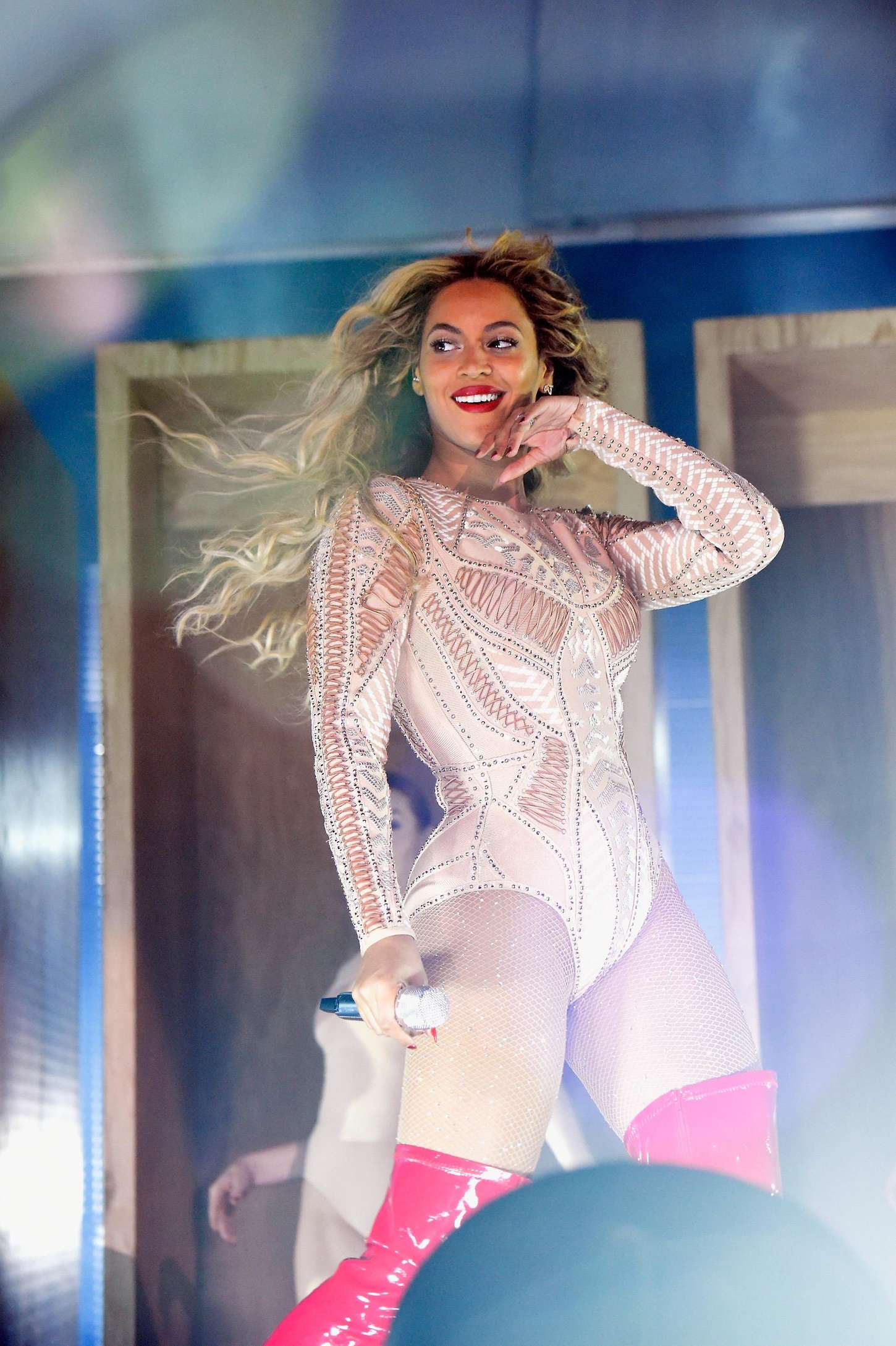 Beyonce: 2015 Budweiser Made in America Festival -20 ...