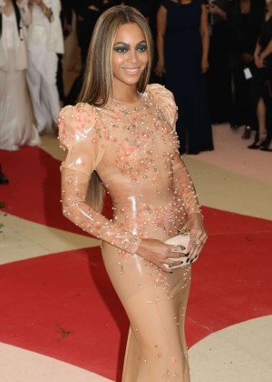 New York Fashion Show >> Beyonce - 2016 Met Gala in NYC