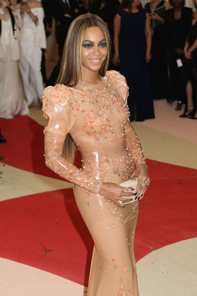 Beyonce - 2016 Met Gala in NYC