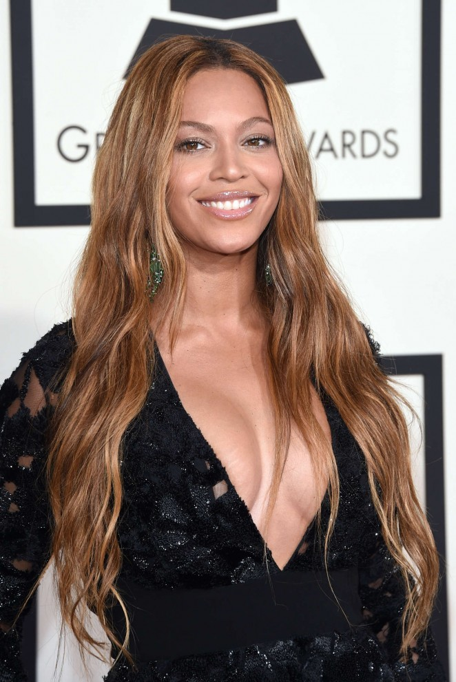 Beyonce - GRAMMY Awards 2015 in Los Angeles