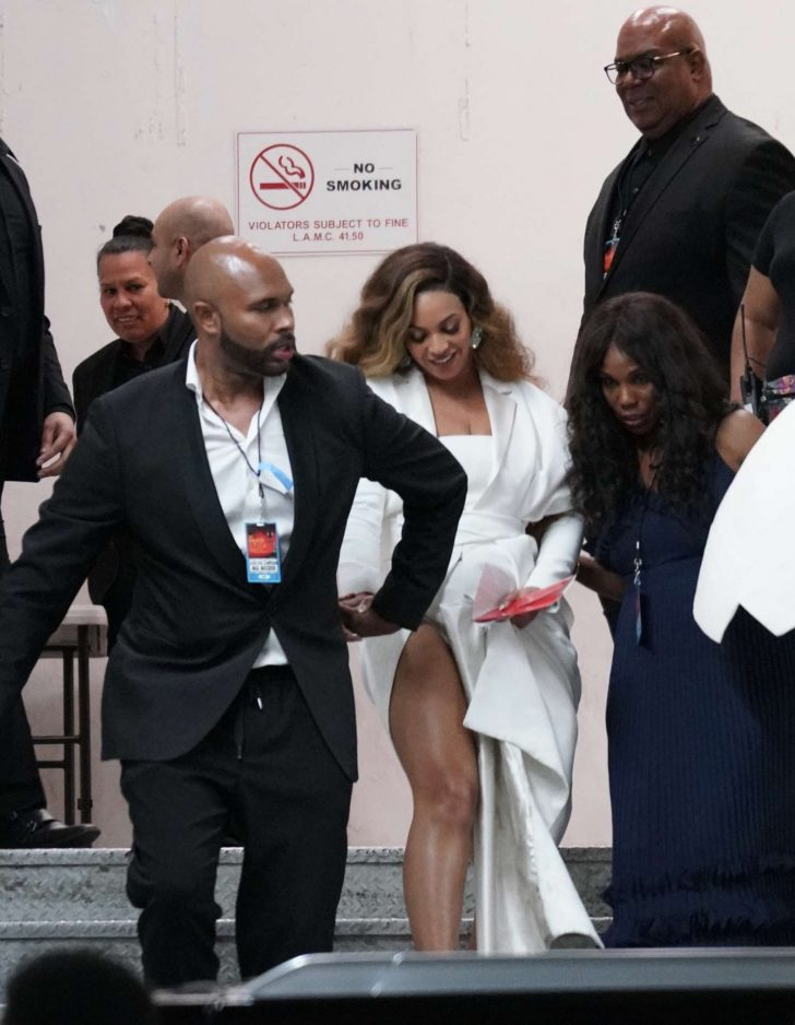 Beyonce: Arrives at 50th Annual NAACP Image Awards -09