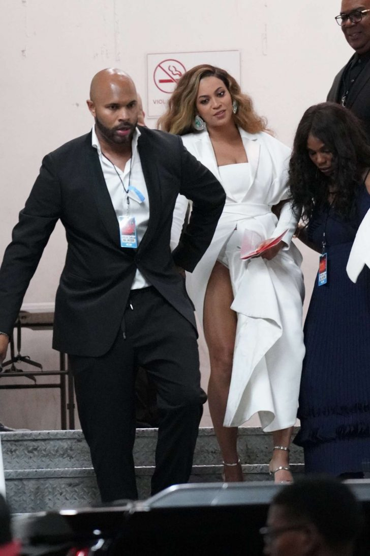 Beyonce: Arrives at 50th Annual NAACP Image Awards -11